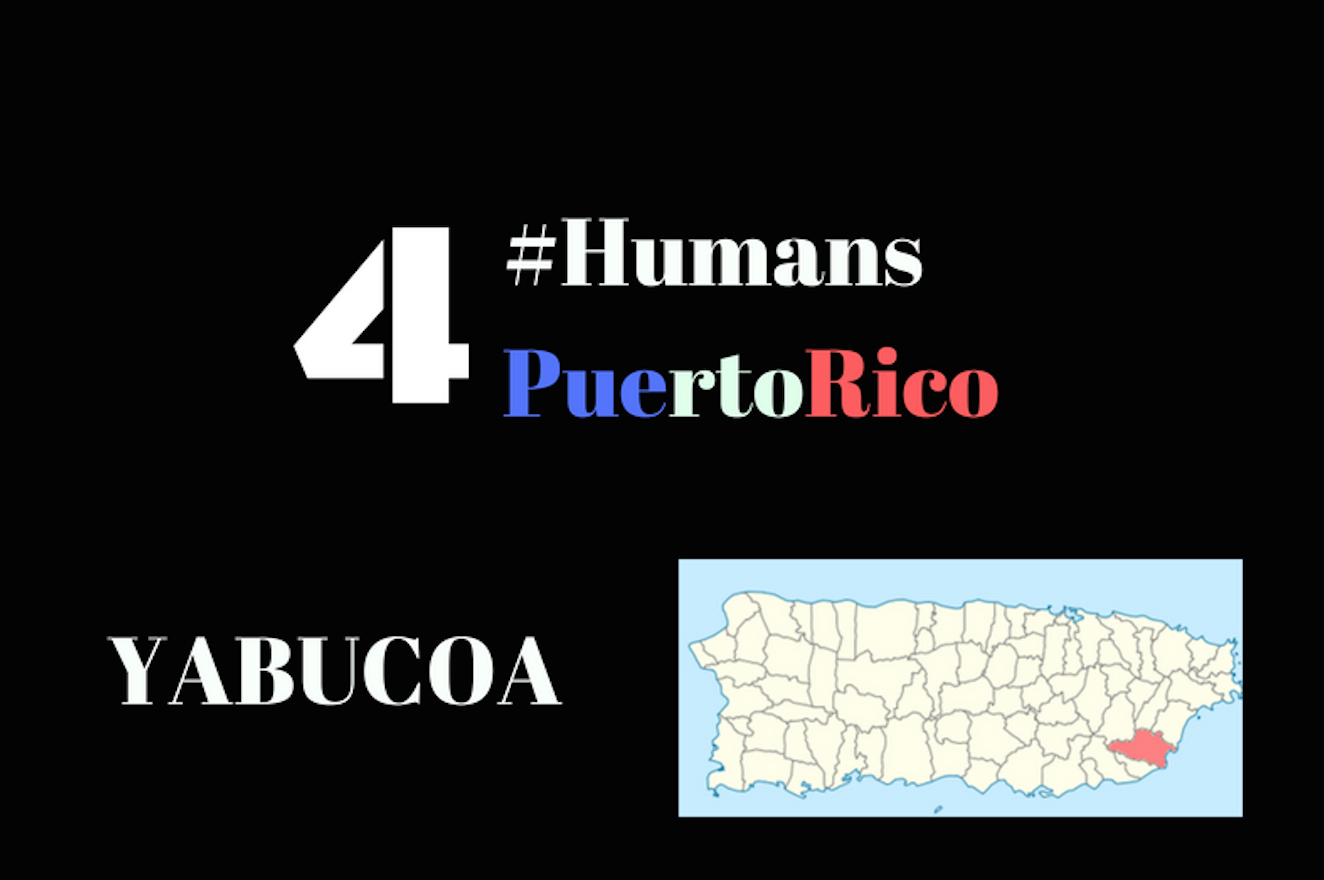 For Writing Out Loud Humans4puertorico Helping Puerto Rico In