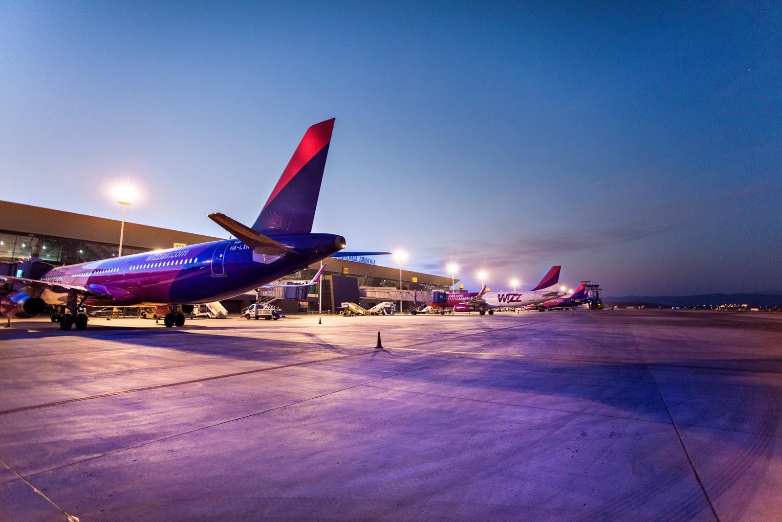 Wizz Air To Reduce Skopje Fleet