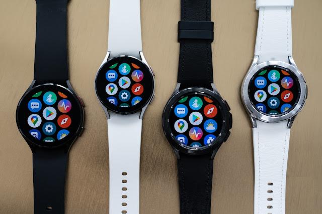 مؤتمر Galaxy Unpacked : الإعلان عن أحدث ساعات جالكسي واتش 4 Galaxy Watch 4
