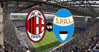 Милан - СПАЛ смотреть онлайн бесплатно 31 октября 2019 прямая трансляция в 23:00 МСК.