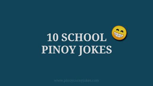 pinoy school jokes 2021