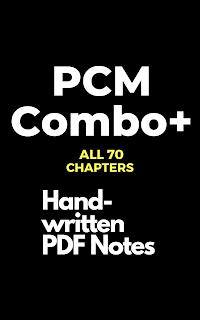 jeenotes360.blogspot.com |Download jee main Hand-written pdf notes