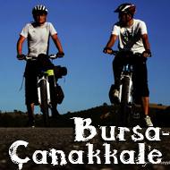 Bisikletle Bursa-Çanakkale