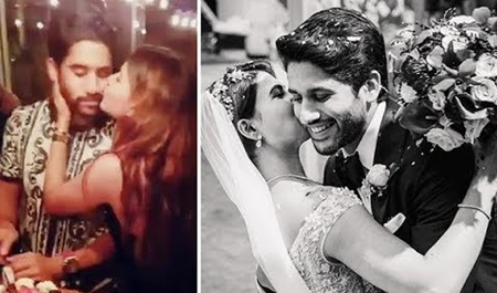 Samantha's Surprise Gift for Nagachaitanya's B'day!