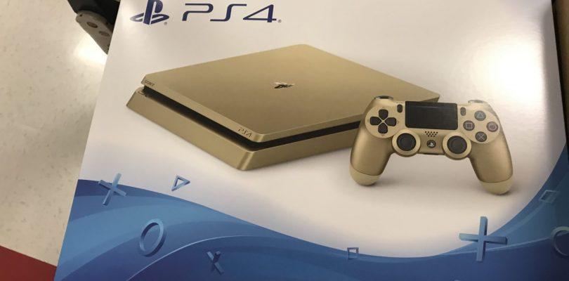 Se filtra modelo dorado de PlayStation 4, ¿anuncio en E3?