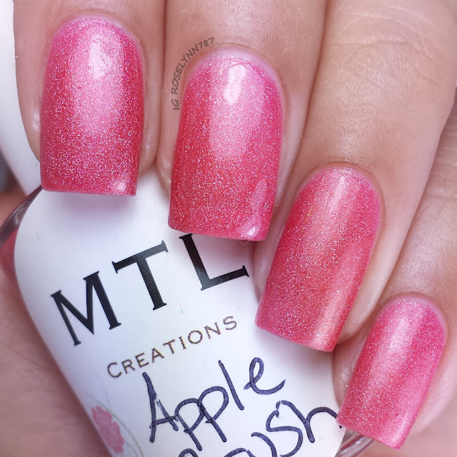 MTL Creations Apple Crush