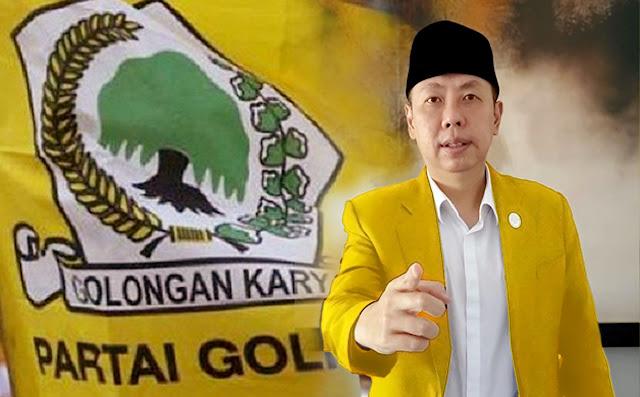<i>Sah</i>, Henry Indraguna Ditetapkan Sebagai Anggota Dewan Pakar Partai Golkar