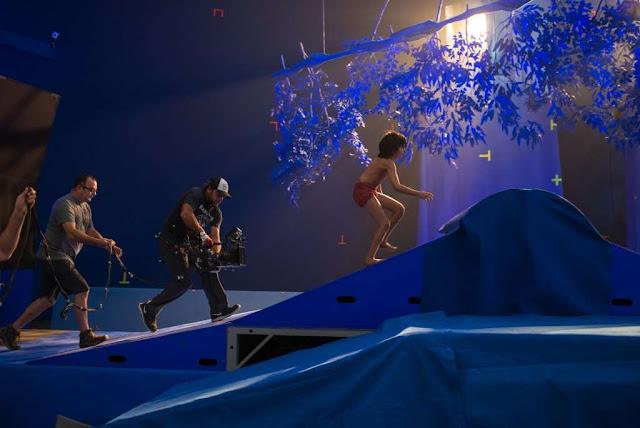 Penggunaan Blue Screen Pada Pembuatan Film