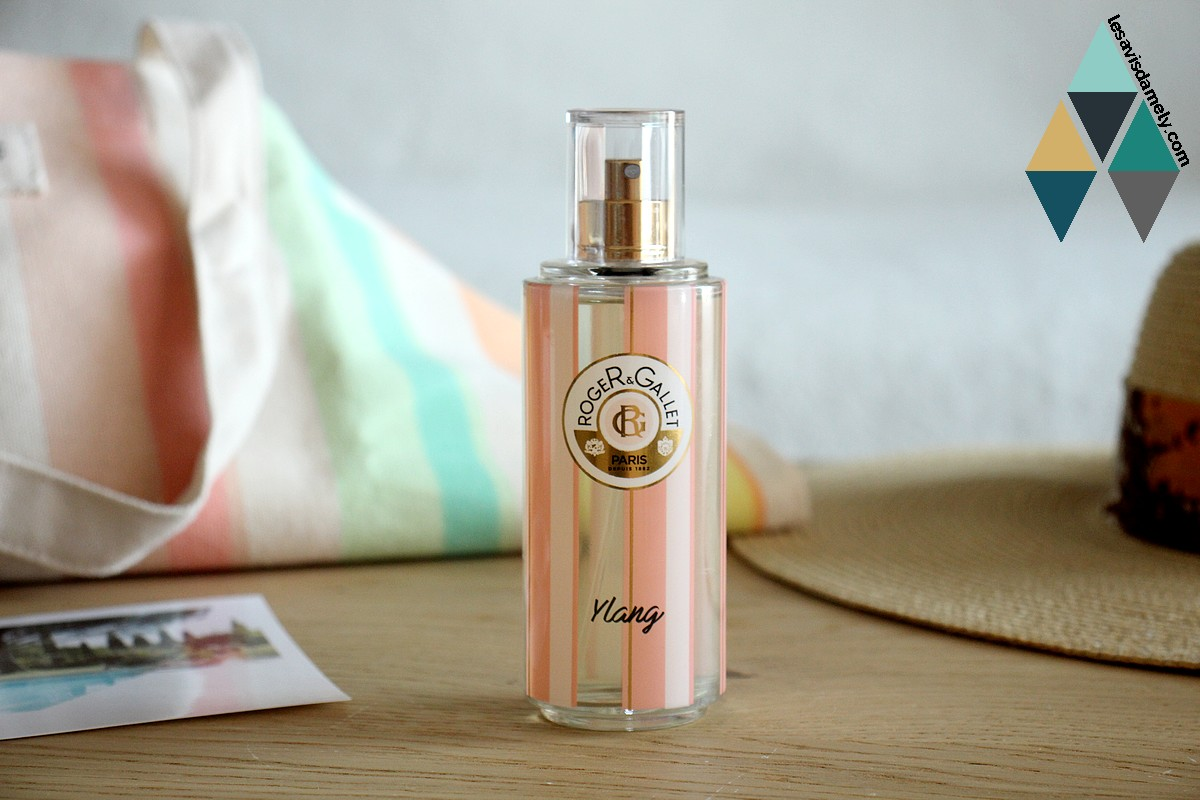 avis et test eau parfumée ylang roger et gallet parfum