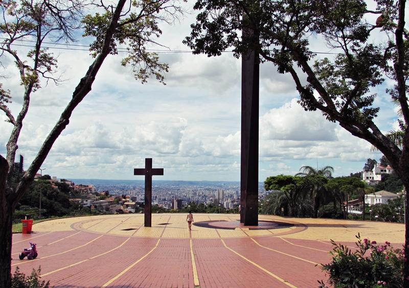 Principais pontos turísticos de BH: Praça do Papa