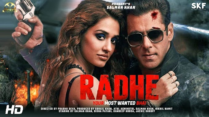 Radhe 2021 Hindi Salman Khan Full Movie Download