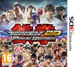 Rom Tekken 3D Prime Edition 3DS