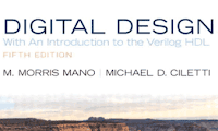 Digital Design by Morris Mano 5th edition cover