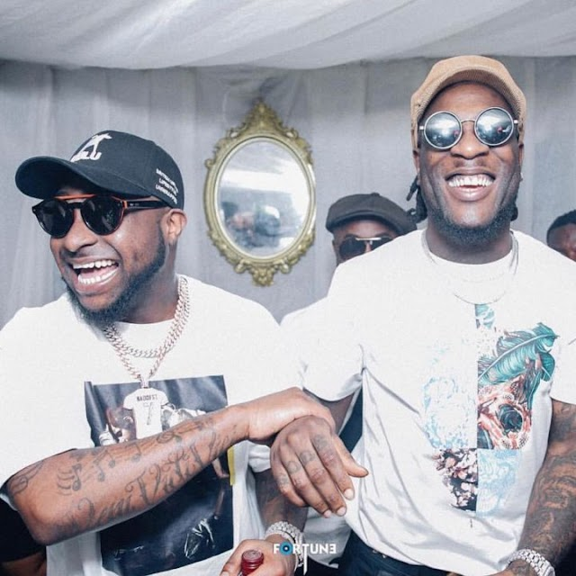 Davido & Burna Top The List For Most Watched Music Videos In Nigeria