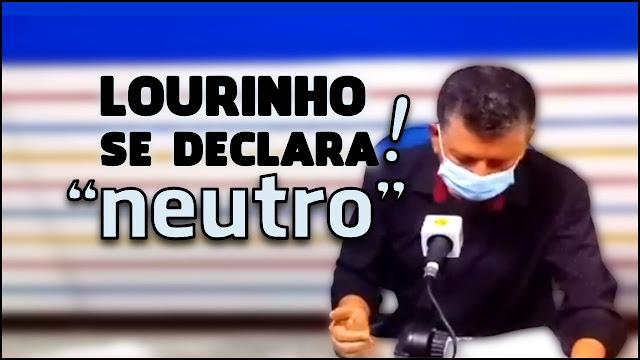 Lourinho se declara neutro na campanha!