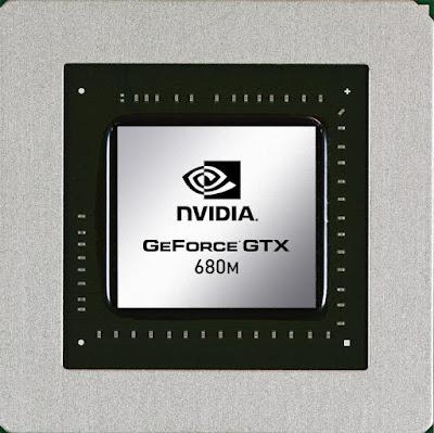 Nvidia GeForce GTX 680M(ノートブック)ドライバーのダウンロード