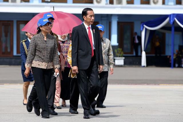 Dua Pimpinan KPK Dilaporkan ke Polisi, Ini Arahan Jokowi kepada Polri