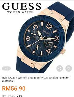 Jam tangan perempuan murah tapi cantik dan berkualiti