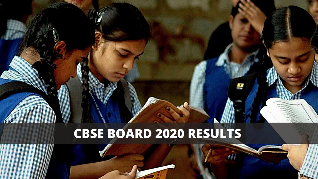 CBSE Board Results 2020