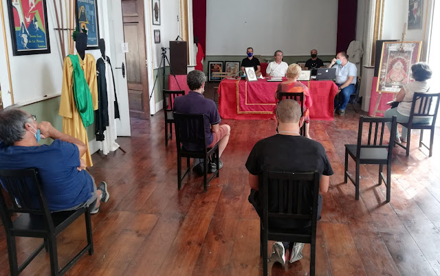 Nace la Asociación 'Miguel Salazar Pestana' para proteger y conservar la tradición de la Danza de Los Enanos