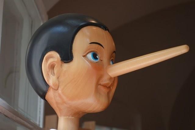 O cérebro de um mentiroso funciona de maneira diferente