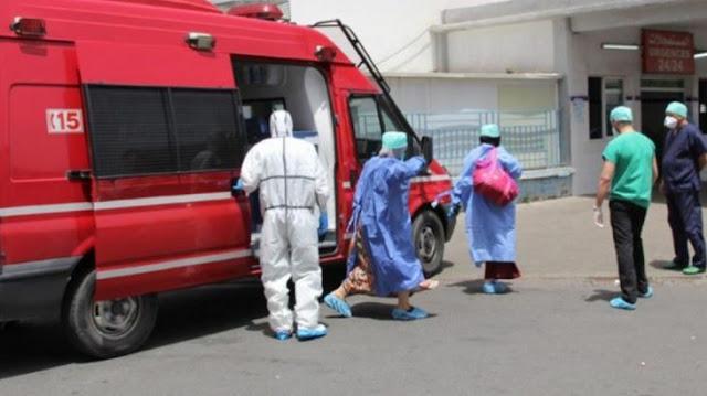 taroudant press : Coronavirus / Morocco: Record cases in the Grand Casablanca region