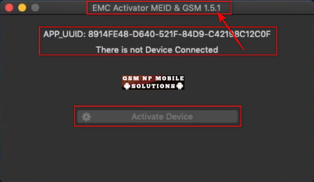 EMC Activator MEID & GSM Download New Latest Update Setup
