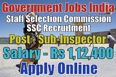 Staff Selection Commission SSC Recruitment 2018