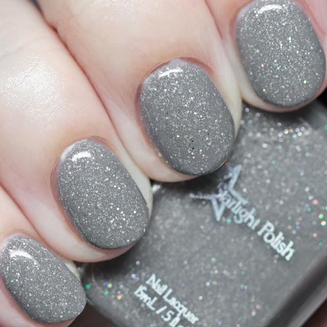 Starlight Polish Silver As the Moon, Shining As the Stars