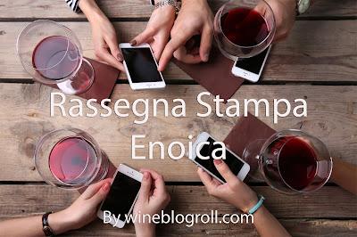 rassegna stampa blog vino wine news