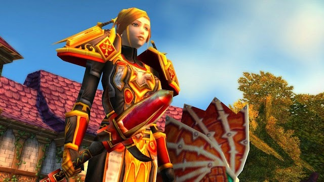 The Player VS Player World Of Warcraft