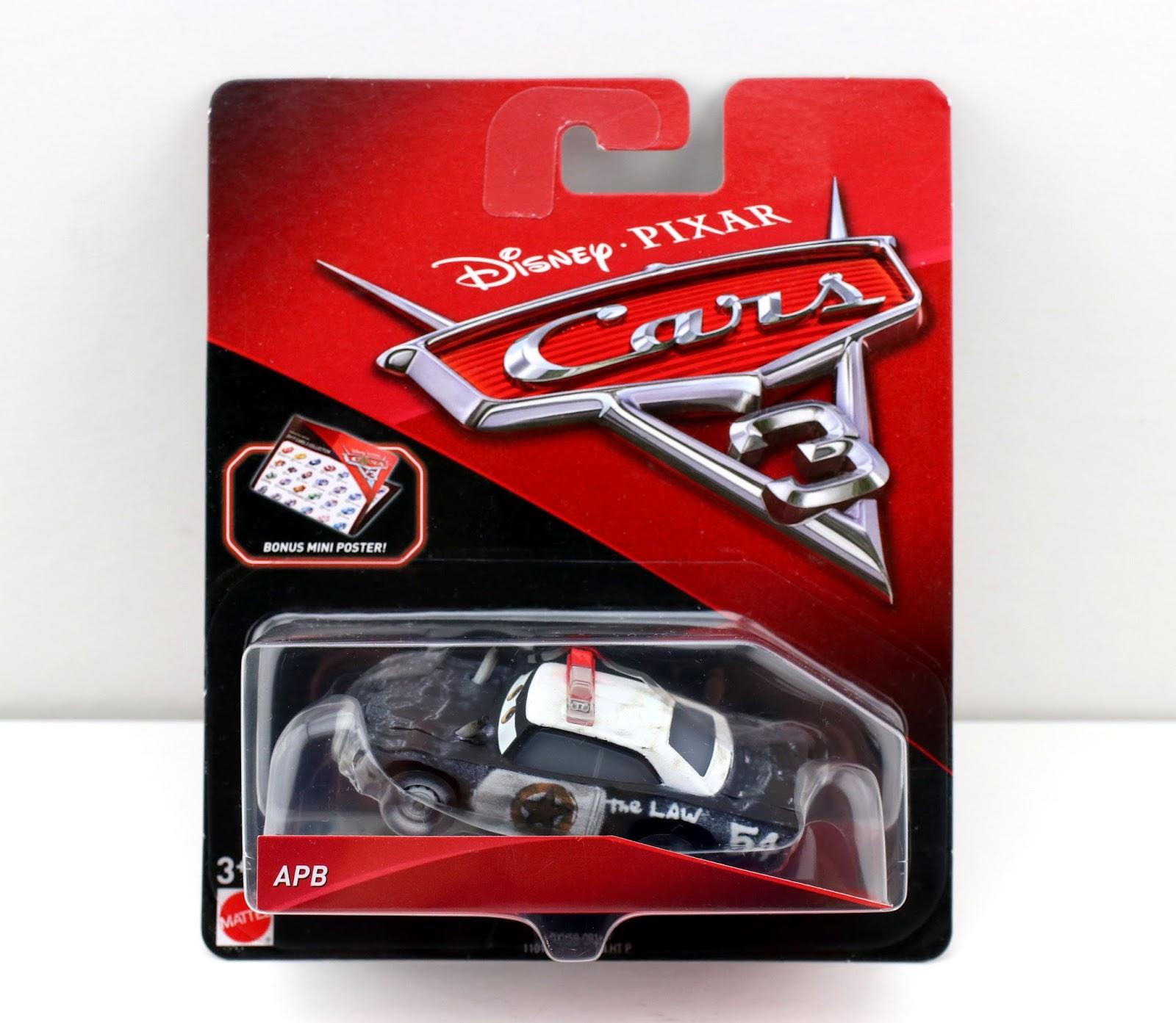 pixar cars 3 APB diecast