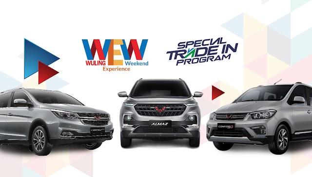 Program Trade In Mobil Anda Dengan Wuling Dan Dapatkan Sampai 5 Juta