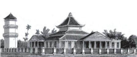 Kerajaan Islam di Sumatera Selatan
