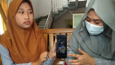 Jilbab Hitam Jadi Barang Bukti Kasus Anak Laporkan Ibu ke Polisi