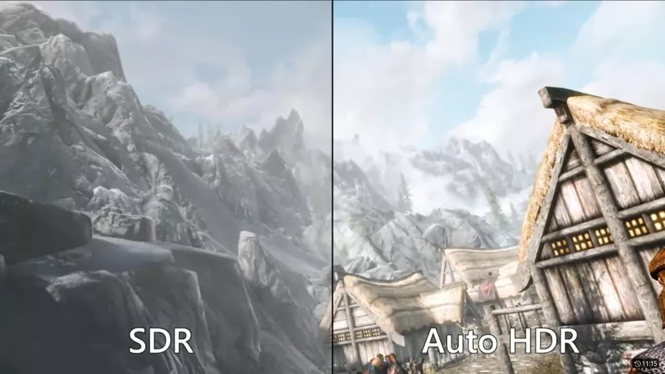 Windows 11 Auto HDR for Gaming