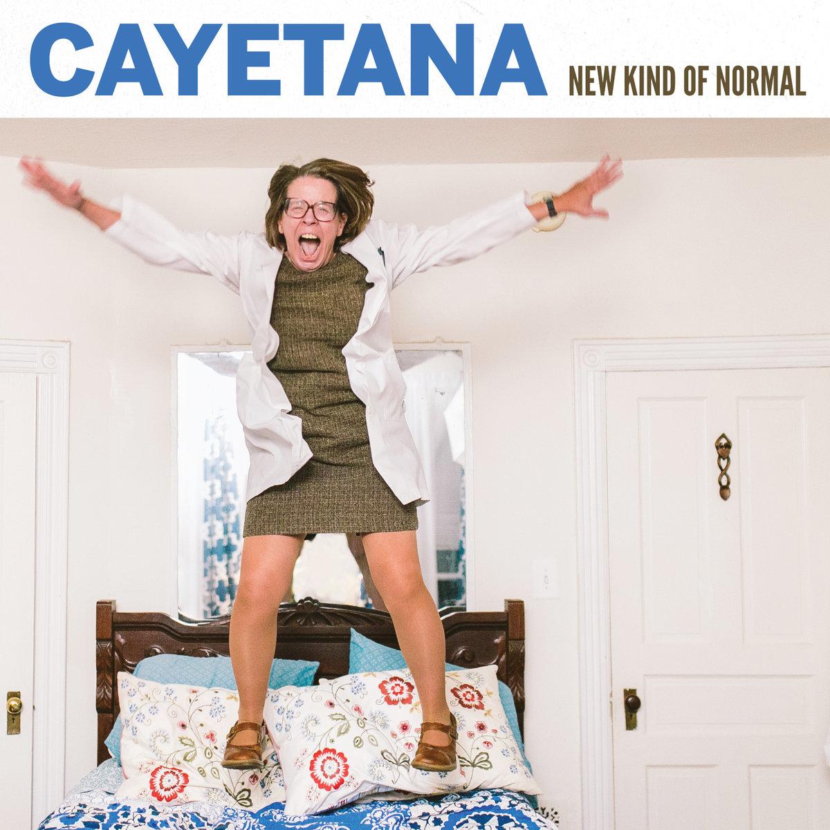 Radio Hey Ho Album Review Cayetana New Kind Of Normal