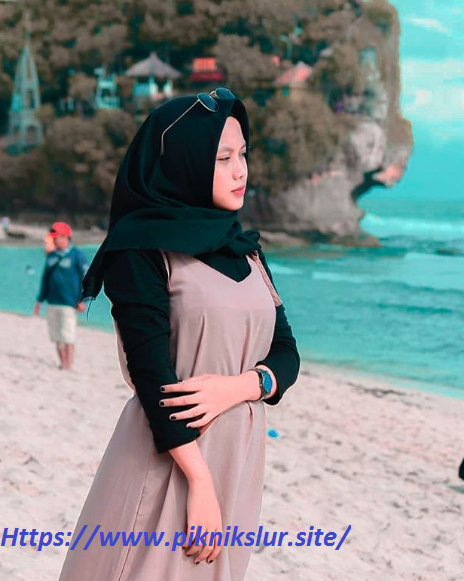 spot foto instagramable pantai indrayanti