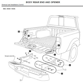 repair-manuals: Nissan Frontier D22 2001 Repair Manual