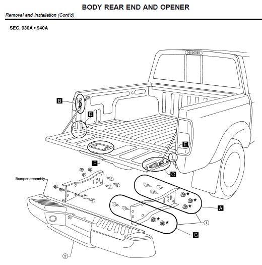 Repair Manuals Nissan Frontier D22 2001 Repair Manual