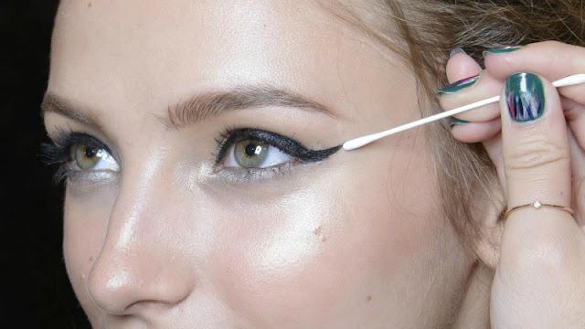 Eye Makeup Cotton Swab Uses