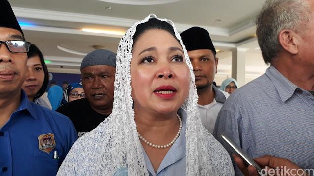 Ulas Janji Jokowi, Titiek Soeharto: Bohong kok Minta Dipilih 2 Kali