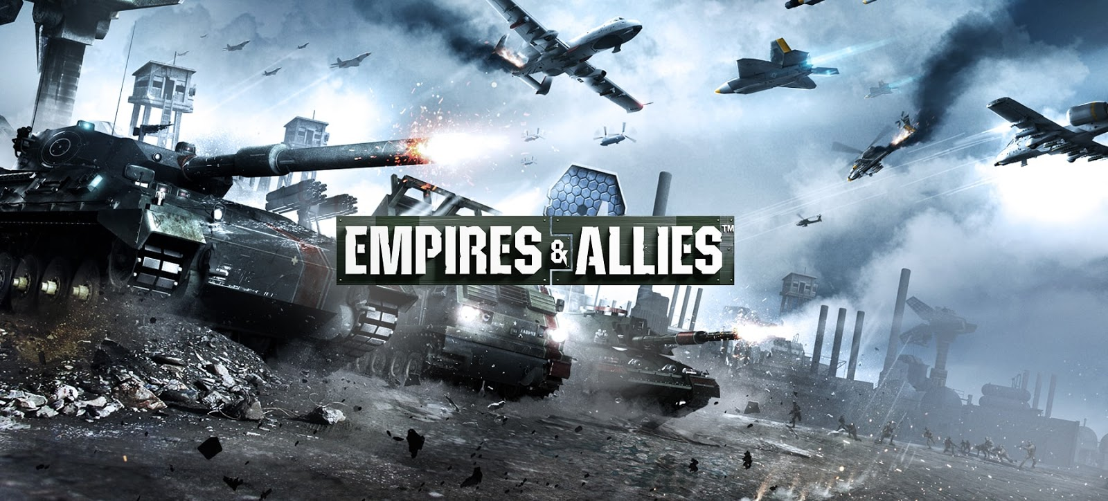 طريقة تحميل لعبة Empires Allies النسخة الأصلية للأندرويد و الايفون