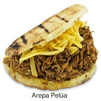 Arepa Pelúa