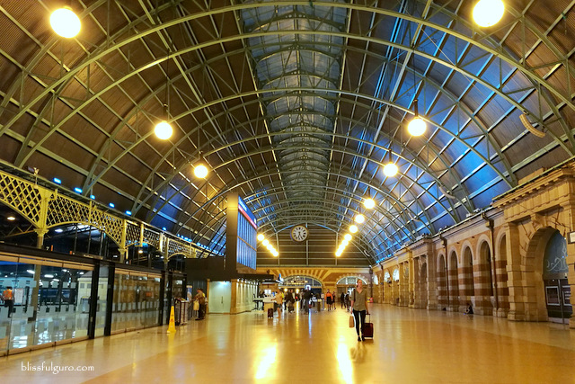 Sydney Central Railway Station