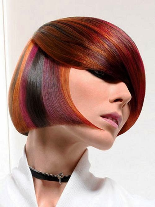 Top 20 Amazing Hairstyle Colors : Special Effects Hair Dye ... - photo#11