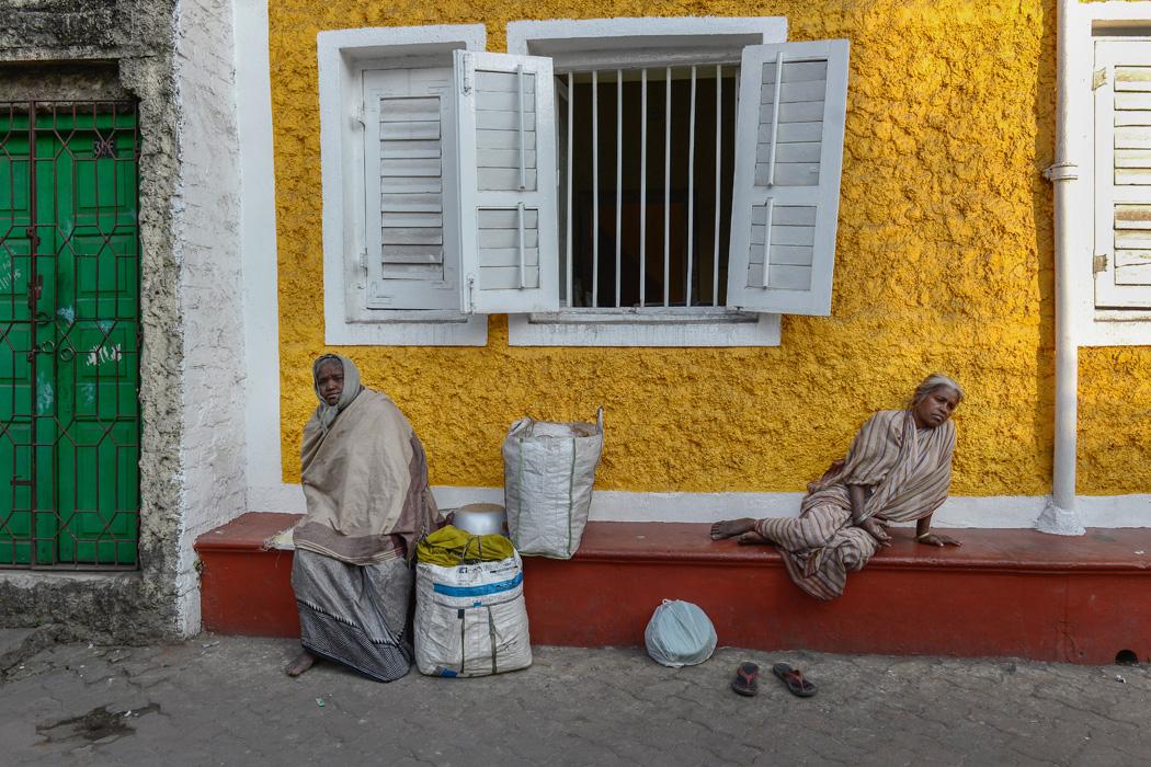 KALKUTA - street life