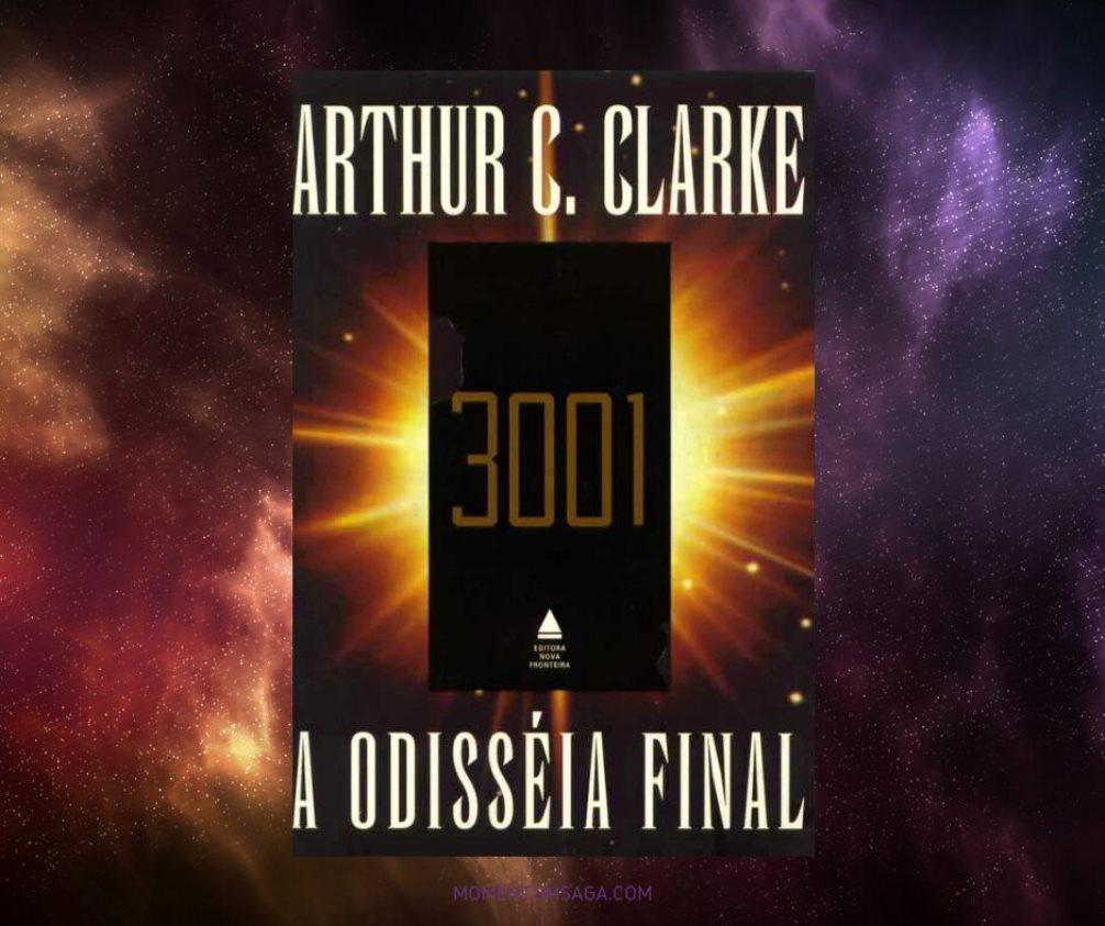 Resenha: 3001, A Odisseia Final, de Arthur C. Clarke