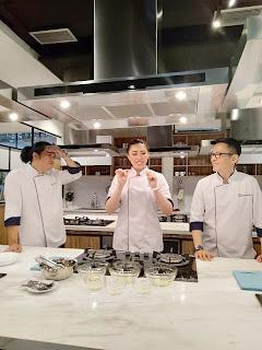 dapur unik kelas memasak