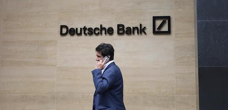 Предлагаемый налог Deutsche Bank